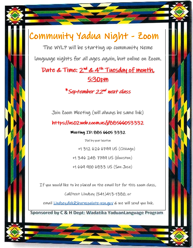 Community Yadua Night